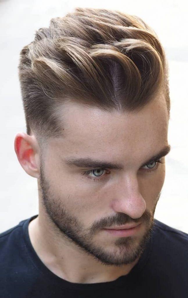 snygga frisyrer killar